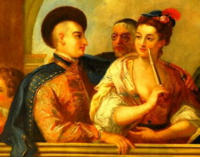 Mohammed_and_unknown_lady